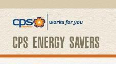 CPS Energy Savers logo.