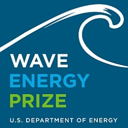 Logo of the Wave Energy Prize