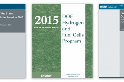 The three reports released by the Energy Department highlight continued strength, progress and innovation in the U.S. fuel cell hydrogen technologies market.