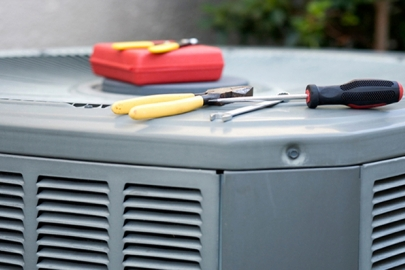 Heating and air conditioning – an $11 billion industry in America - accounts for 5% of domestic energy use. By reducing contaminant buildup, a new technology could increase efficiency by as much as 25%. Photo courtesy: ©iStockphoto/JaniceRichard.