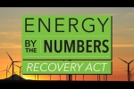 Energy By The Numbers: Recovery Act