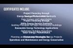 FEMP eTraining Certificate Series
