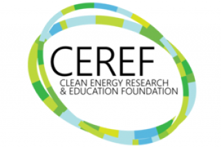 Clean Energy Research and Education Foundation (CEREF) Logo