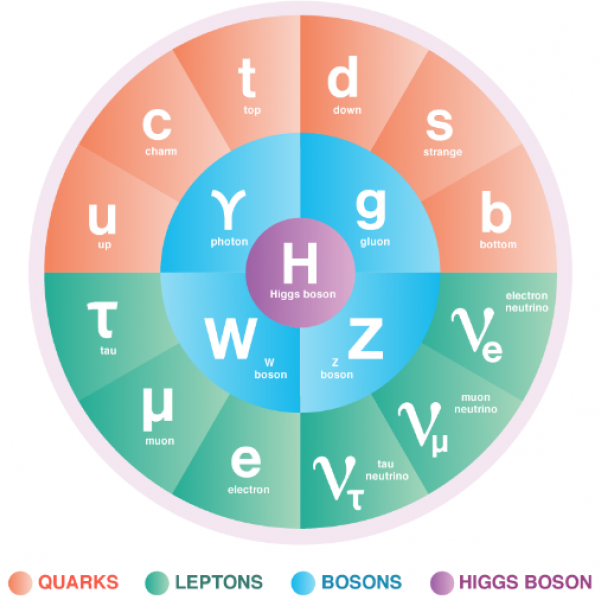 DOE Explains the Standard Model Of Particle Physics Department Of Energy