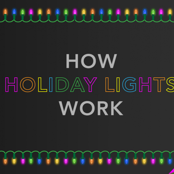 How Do Holiday Lights Work? | Department of Energy Ge Led Christmas Light Wire Wiring Diagram on