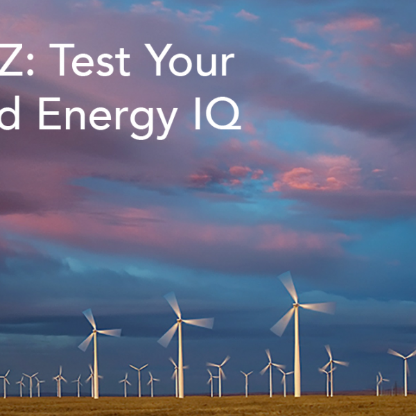 Quiz: Test Your Wind Energy IQ | Department of Energy
