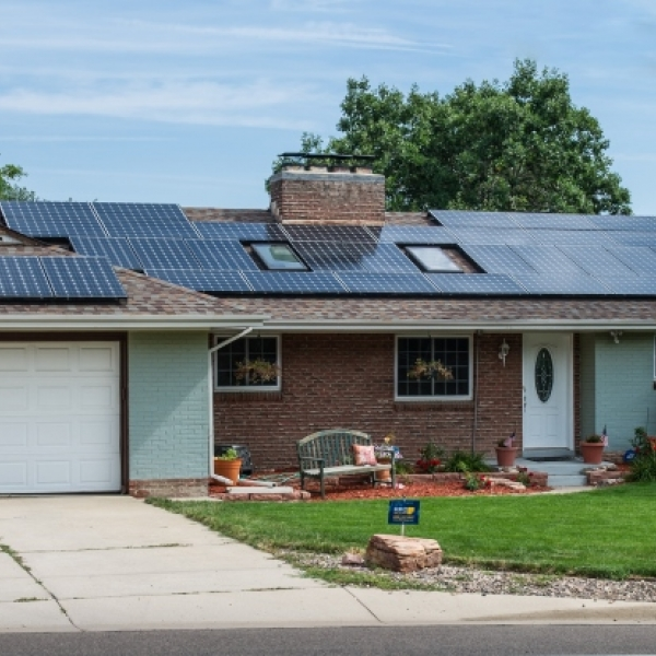 Incentives And Financing For Energy Efficient Homes