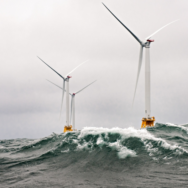 How Do Wind Turbines Survive Severe Storms? | Department of