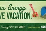 This series of PSAs was created as part of the Ad Council campaign on home energy efficiency. It urges consumers to save energy in order to have more money to spend on things like vacations, movie night, date night, and spa day.