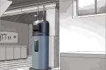 Is your water heater the right size for you house? | Photo credit ENERGY STAR®