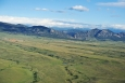 The Rocky Flats Plant was first established in 1951 as a nuclear weapons manufacturing facility. Today, almost 4,000 acres make up the Rocky Flats National Wildlife Refuge. Located just 16 miles northwest of Denver, Colorado, the refuge provides a habitat for migratory birds and mammals. | Photo courtesy of the U.S. Department of Energy.