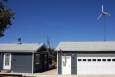 ¿Te interesa en un sistema eólico de energía en casa? | Photo courtesy of Joe Guasti, Bergey Windpower Co., Inc..