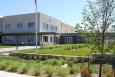 The new LEED Platinum K-12 school in Greensburg, Kansas. | Photo from Greensburg GreenTown, NREL 19952