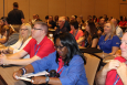 A full house 120 DOE Federal and contractor personnel from across the DOE Complex attended the Office of Worker Safety and Health Assistance DOE VPP Pre-Conference Workshop on August 28.