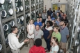 Aiken Technical College students get a firsthand look at the tritium production program while on a tour of the 310-square-mile Savannah River Site.