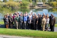 EM SSAB Chairs, Vice Chairs, and staff attend the September 2014 Chairs' meeting in Idaho Falls.