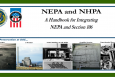 GAO Report -- National Environmental Policy Act: Little Information Exists on NEPA Analyses