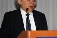 Energy Secretary Ernest Moniz speaks during DOE's National Cleanup Workshop.