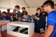 Students participating in the Science Alliance enjoyed hands-on exhibits and discussions with scientists, engineers and specialists in a range of fields.