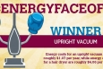 The vacuum takes the title of most efficient in #EnergyFaceoff round two. | Graphic courtesy of Stacy Buchanan, National Renewable Energy Laboratory