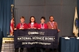 The high school regional science bowl competition was held on Saturday, February 22, 2014 at the U.S. Department of Energy.  The winning team was Woodrow Wilson High School.