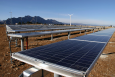 EERE supports hundreds of projects involving renewable energy, such as solar photovoltaic and wind energy. (Photo: EERE)