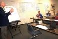 SRR employees work through the Lean process.