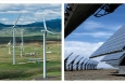 Tracking impact of EERE's investments in wind, solar and other programs is essential to achieve maximum return for taxpayer investment. | Photos courtesy of the National Renewable Energy Laboratory