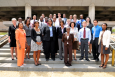 Minority Educational Institution Student Partnership Program interns at Department of Energy headquarters in Washington, D.C. | Energy Department photo.