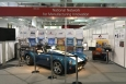 The NNMI booth at Hannover Messe 2016. Photo courtesy of PowerAmerica.