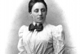 Mathematician Emmy Noether, who made great contributions to theoretical physics, is this week's Women's History Month honoree.   Photo in Public Domain.