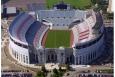 This year, Ohio Stadium - the football stadium for The Ohio State University Buckeyes - is moving to a zero-waste program.   Photo courtesy of The Ohio State University.