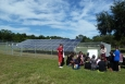 The SunSmart Program has installed solar power systems at schools designated as emergency shelters throughout Florida. | Photo by Amy Kidd