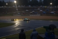 <i>A Porsche 911 GT being chased by a Chevrolet Corvette GT under the rain during the last hour of Petit Le Mans 2015 at Road Atlanta. | Photo courtesy of New West Technologies</i>