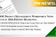 """Please click here to read the latest interactive edition of DOE Project Management News. This month's edition includes the Director's Corner and features articles on EIR/IPR/PPR/ICE/ICR: """"What is the Focus? How are They Related?"""" as well as PM EVM Roadside Assists Coming Your Way, and news Announcing Project Controls Fellowship Program. It also includes information on upcoming PMCDP classroom and online training and recent Acquisition Career Management Program certifications."""