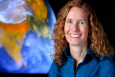 Climate scientist Kate Evans | Photo Courtesy of Oak Ridge National Laboratory