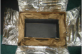 Our homemade solar oven. | Courtesy of: Moon Choe