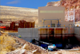 Abiquiu Facility's new powerhouse | Photo Courtesy of Los Alamos County