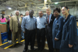 Deputy Secretary of Energy Daniel Poneman meets with owners and workers at Diversified Chemical Technologies, a small business in Detroit, MI.   Energy Department photo