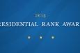 2015 Presidential Rank Awards