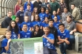 Students participating in the NEED Project at Scituate High and Calcutt Middle Schools planted 14 trees in Central Falls, Rhode Island. Photo Courtesy | Rhode Island Public Schools