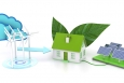 Home renewable energy is a wonderful way to produce clean energy, you just need the right system for your home. | Photo courtesy of ©iStockphoto.com/3dts