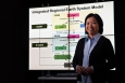 Dr. Ruby Leung, Pacific Northwest National Laboratory, builds accurate, intricate computer models that allow researchers and stakeholders to understand the interplay between Earth, water, clouds, and atmosphere.