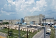 Shown here is H-Canyon, where workers recently dissolved the last spent nuclear fuel that was a potential safety hazard.