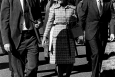 James Schlesinger and President and Mrs. Nixon Tour Hanford