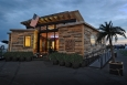 This house was designed and constructed by students from Missouri University of Science and Technology as part of Solar Decathlon 2015 in California.   <em>Photo by Thomas Kelsey/U.S. Department of Energy Solar Decathlon</em>