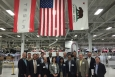 LPO Executive Director Mark McCall joined colleagues from across the federal government to visit Tesla's Fremont manufacturing facility, which received a $465 million ATVM loan.