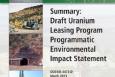 LM Issues Final Programmatic Environmental Impact Statement on the Uranium Leasing Program