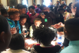 Several women from the Energy Department served as technology activity leaders and mentors to 4th- through 8th grade students at a White House event to spark youth interest in science, technology, engineering and mathematics (STEM) fields.