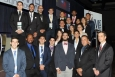 DOE Fellows are pictured at the Waste Management 2015 Conference with FIU ARC Director Dr. Leonel Lagos (front row, second from right) and EM Acting Assistant Secretary Mark Whitney (front row, far right).